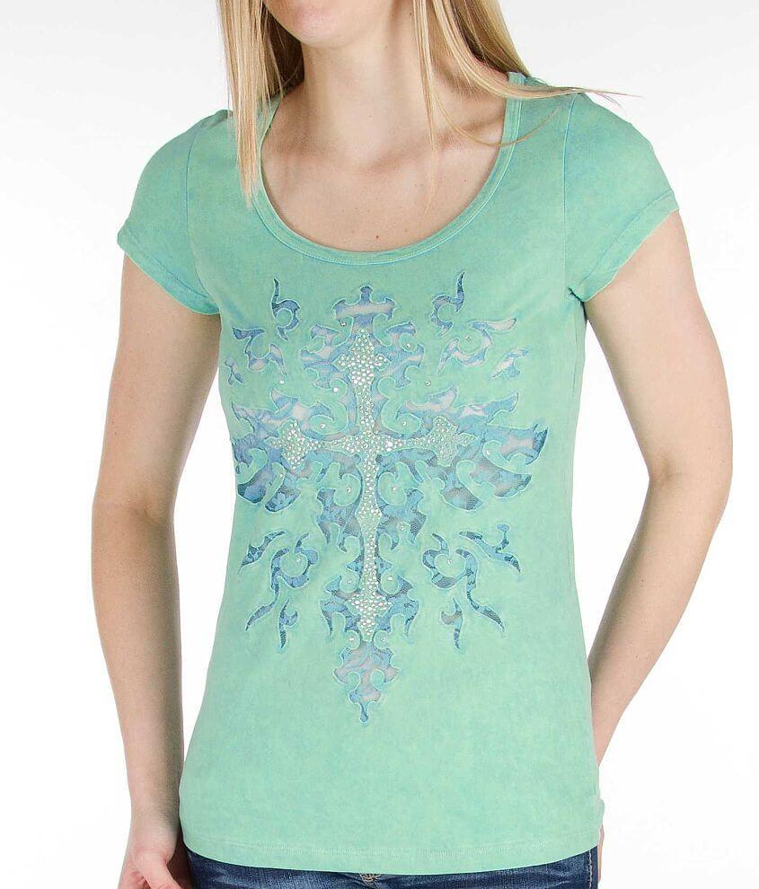 Daytrip Cross T-Shirt front view