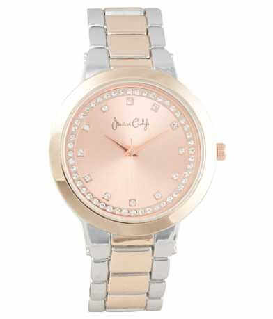 Jessica Carlyle Two Tone Watch