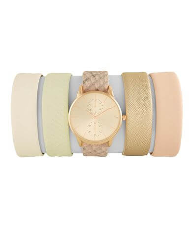 BKE Boyfriend Watch Set
