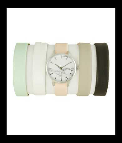 BKE Marble Watch Set