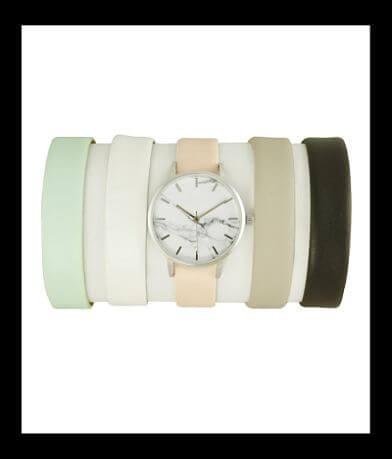 BKE Marble Watch Set