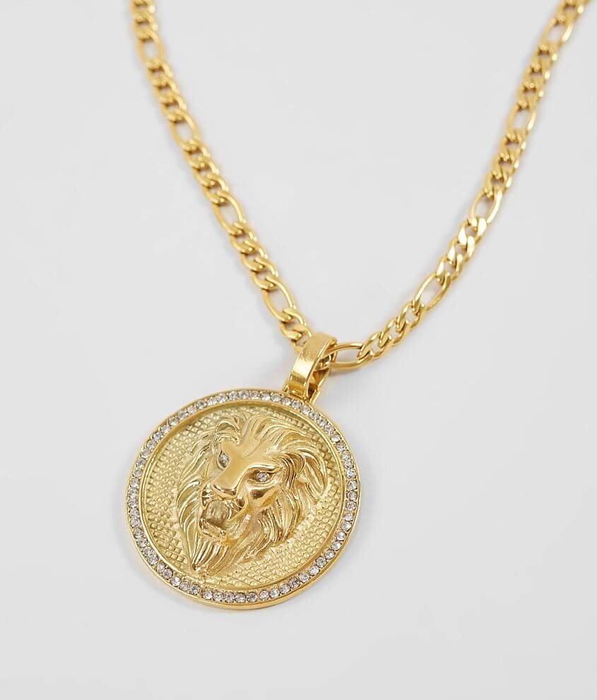 American Exchange Lion Necklace