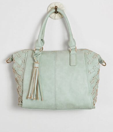 Moda Luxe Braided Purse