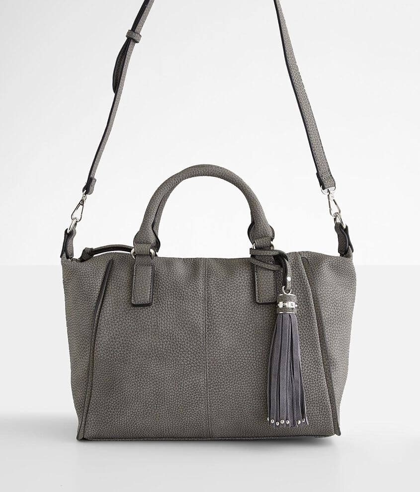 Moda Luxe Rocky Satchel Purse front view