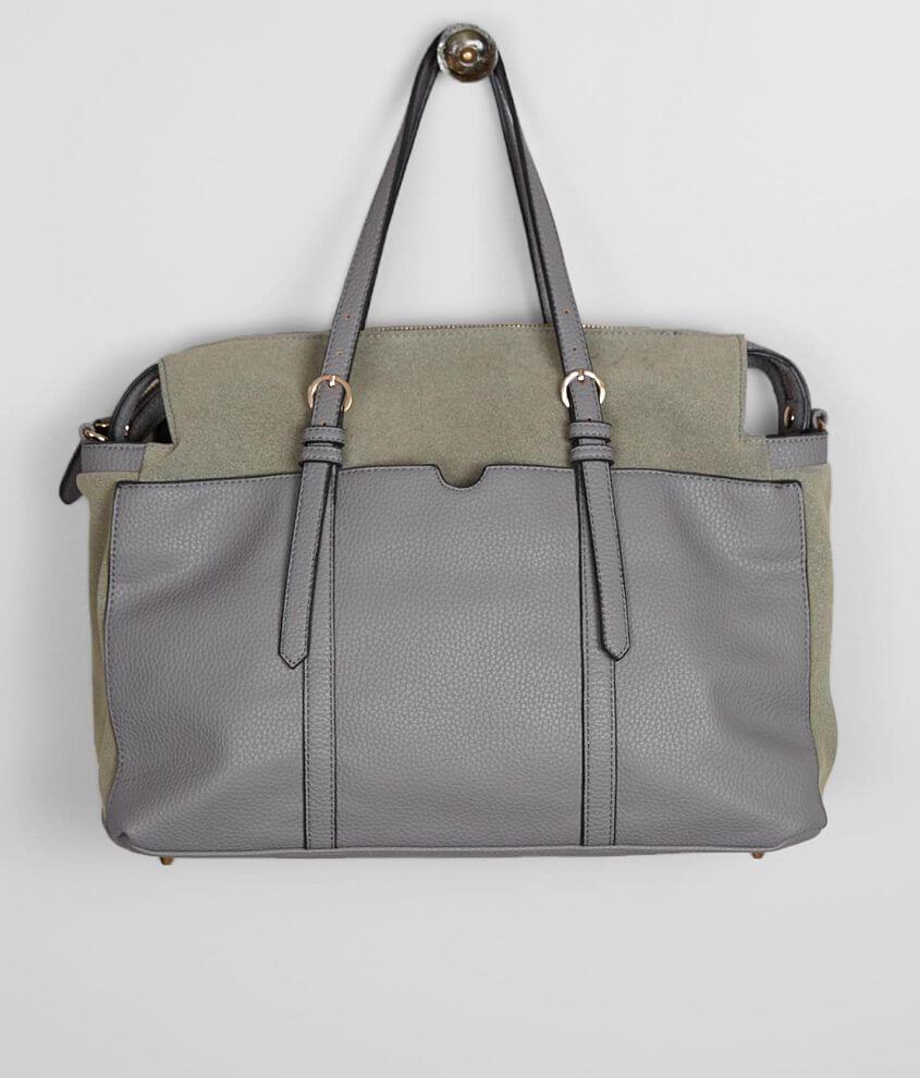 Moda Luxe Faux Leather Purse