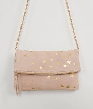 Moda Luxe North Star Leather Purse