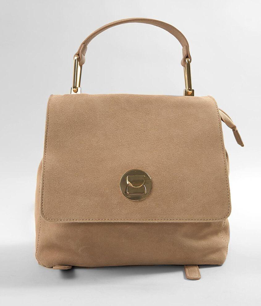 Moda Luxe Antoninette Leather Mini Backpack