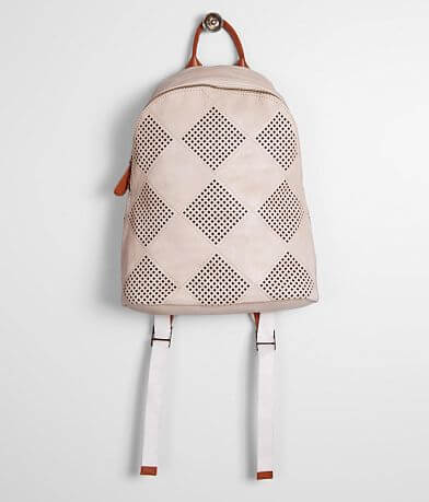 Moda Luxe Paris Perforated Backpack