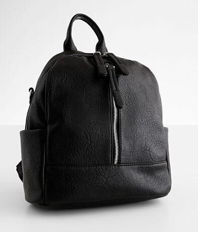 Moda Luxe Center Zip Backpack