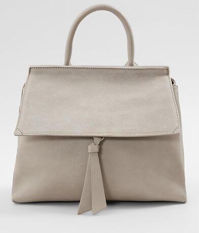 Moda Luxe Clare Leather Crossbody Purse