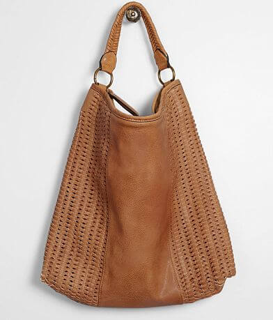 Moda Luxe Allison Weaved Crossbody Purse