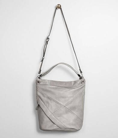 Moda Luxe Simone Leather Crossbody Purse