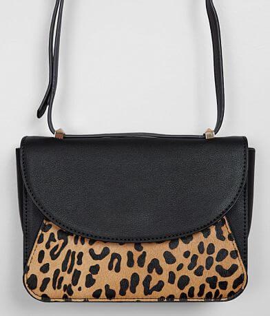 Moda Luxe Leopard Print Purse