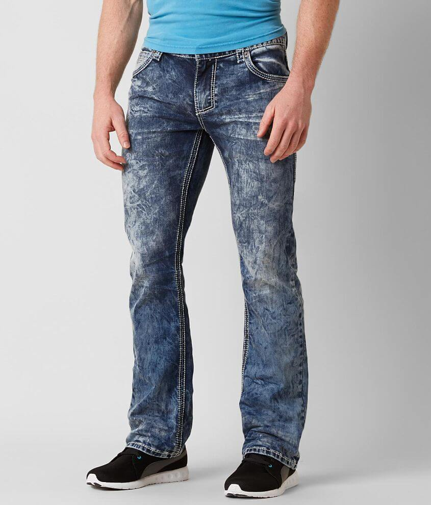 American Fighter Heritage Doyle Stretch Jean front view
