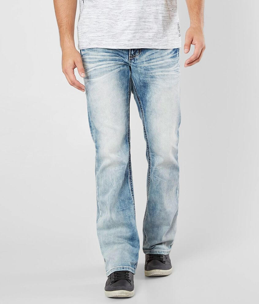 Style 31BC202B/Skus 132791, 132792, 132793 Regular fit bootcut jean Performance stretch fabric for a higher level of flexibility Low rise, 19\\\