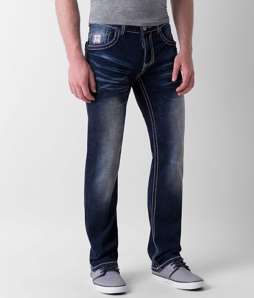 American Fighter Legend Stretch Jean front view
