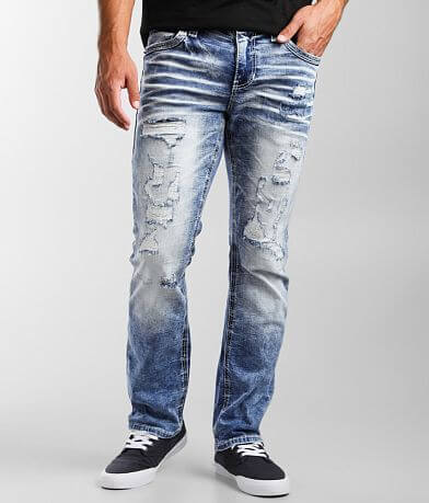 American Fighter Striker Relaxed Straight Jean