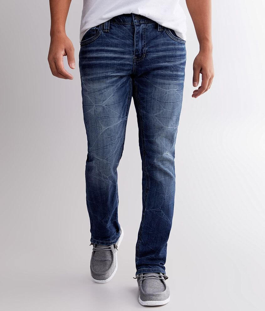 Slim fit jean Superior stretch fabric, our highest level of stretch for ultimate movement Low rise, 15\\\