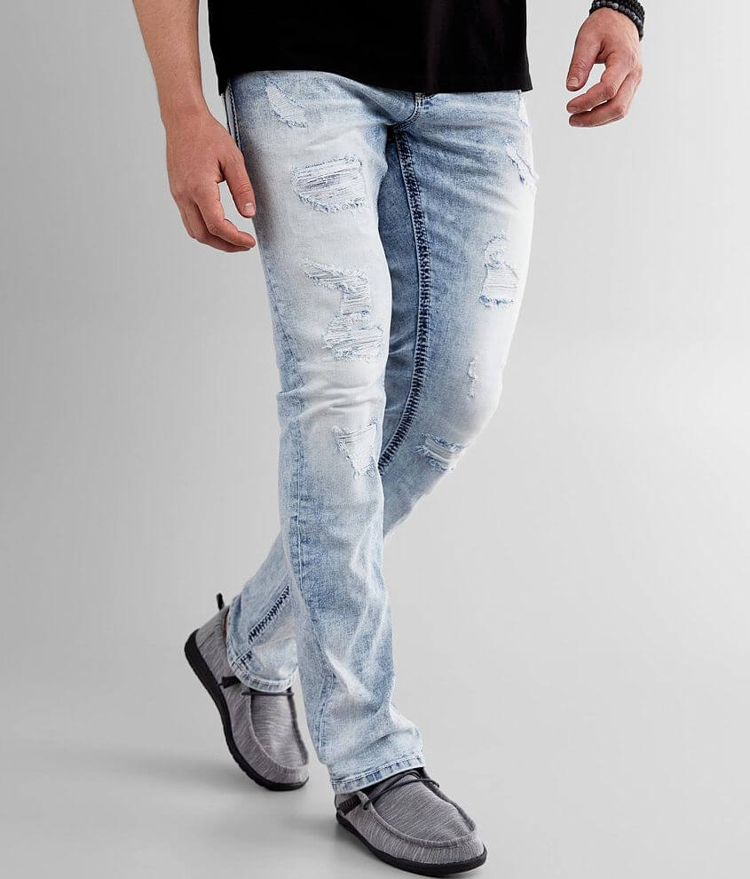American Fighter Defender Stretch Jean front view