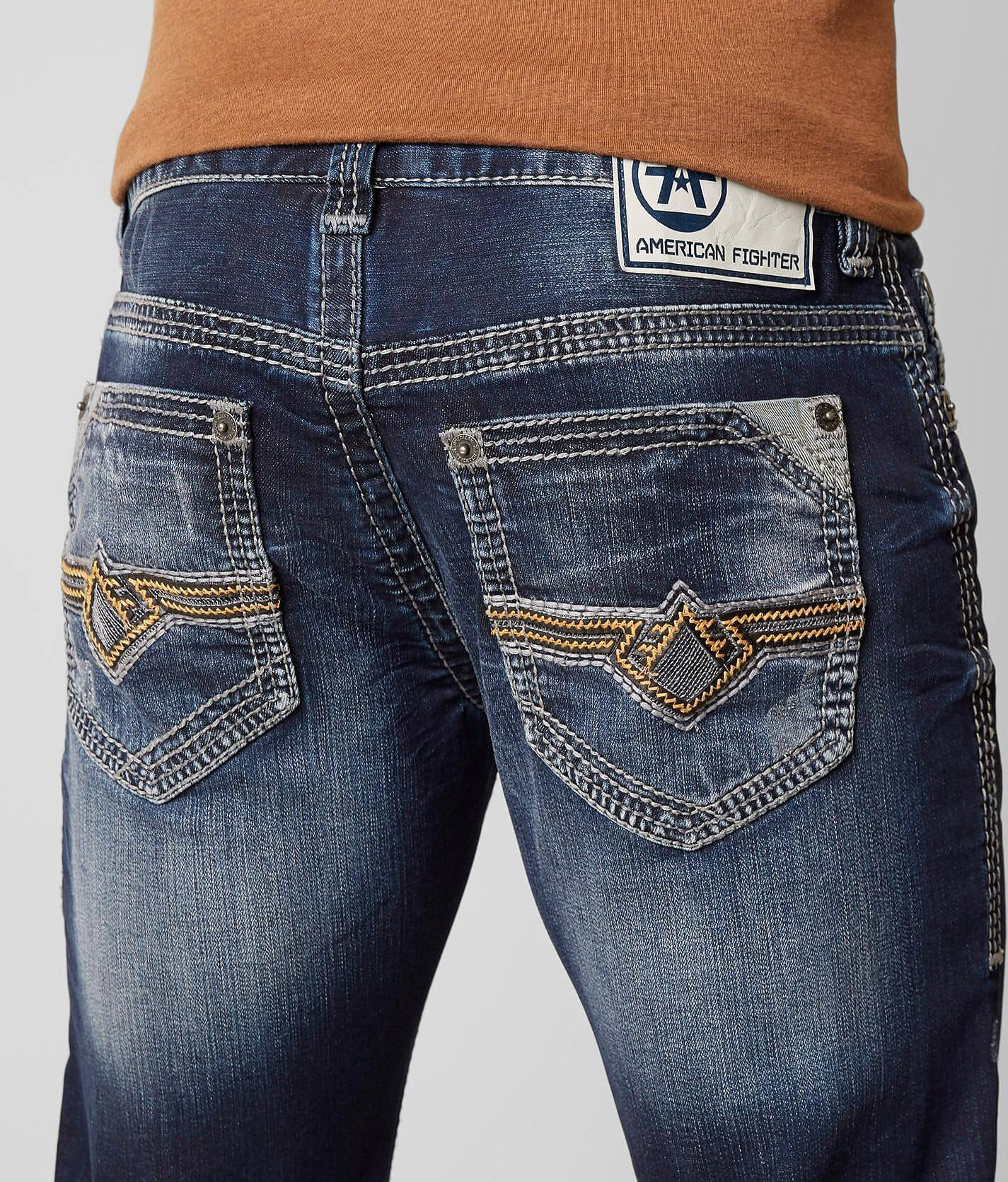 175ede5561 American Fighter Legend Stretch Jean  6XuXh1406849  -  26.99