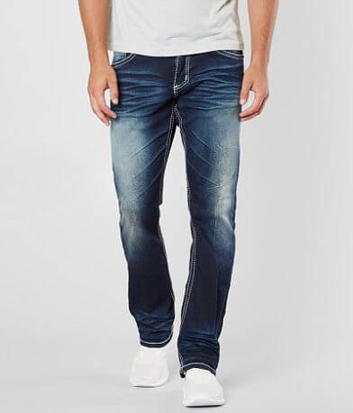 American Fighter Legend Whitman Stretch Jean