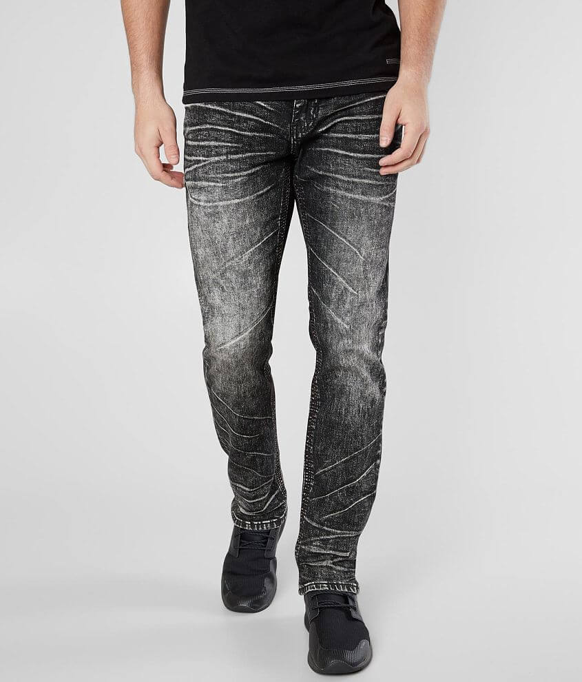 Slim fit jean Stretch fabric Straight from knee to hem Low rise, 17\\\