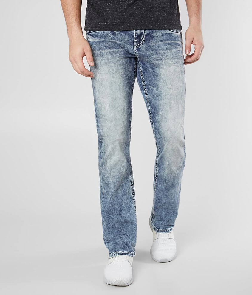 Slim fit jean Stretch fabric Low rise, 17\\\