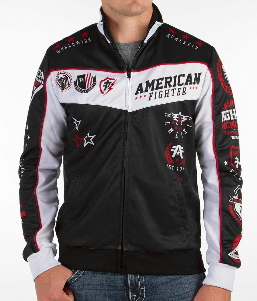 American Fighter Grand Valley Jacket front view