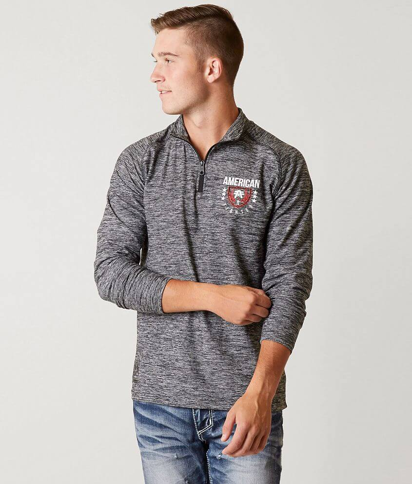 American Fighter Lander Stretch Pullover front view