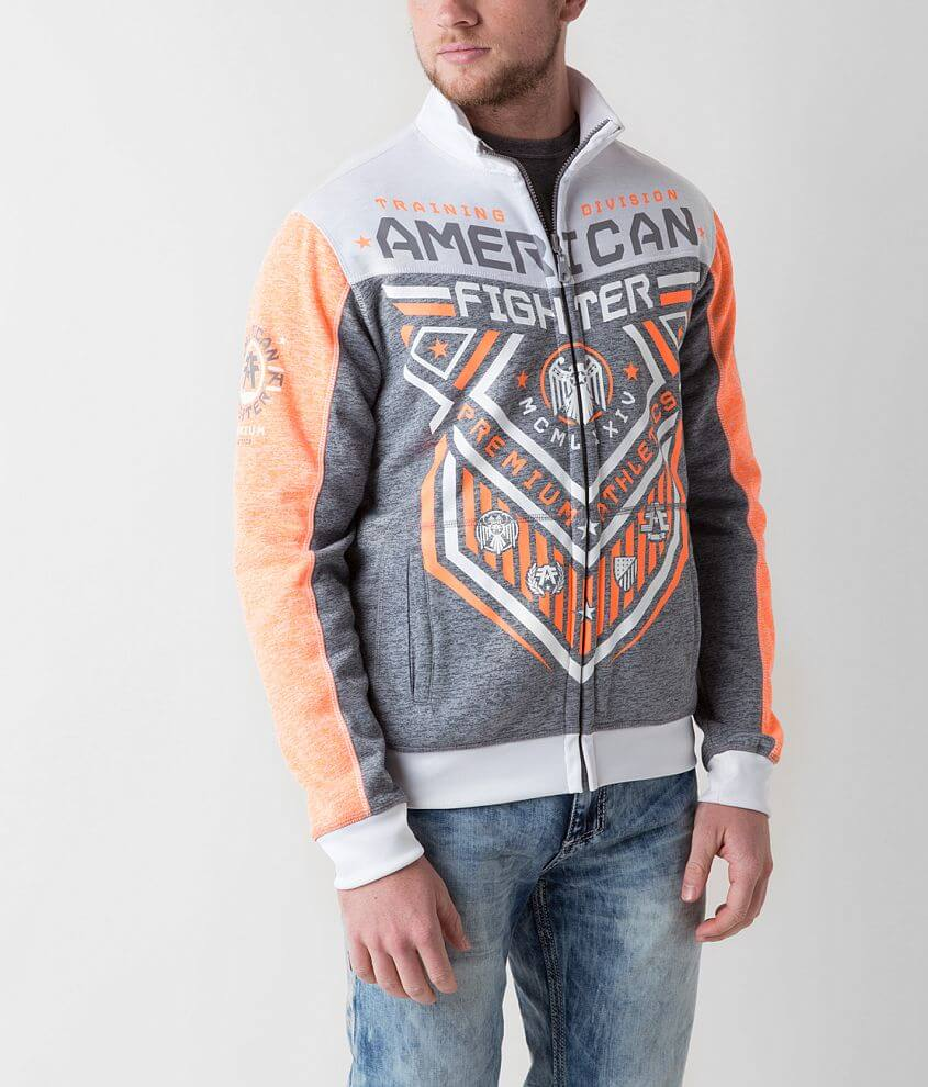 American Fighter Climate Control Reversible Jacket front view