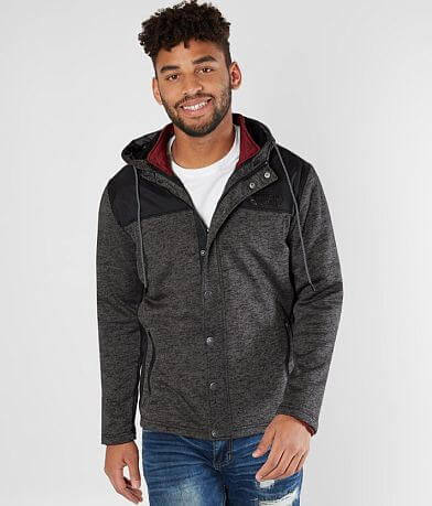 American Fighter Albeit Hooded Jacket