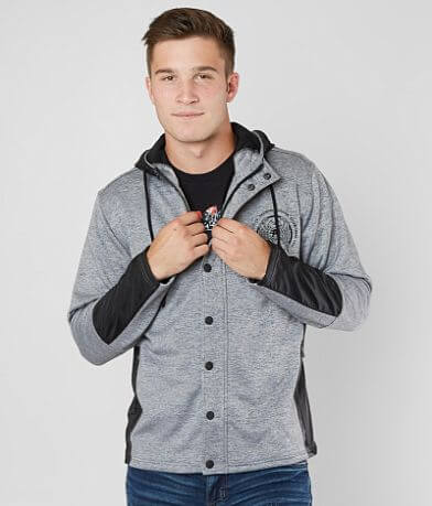 American Fighter Memoir Hooded Jacket