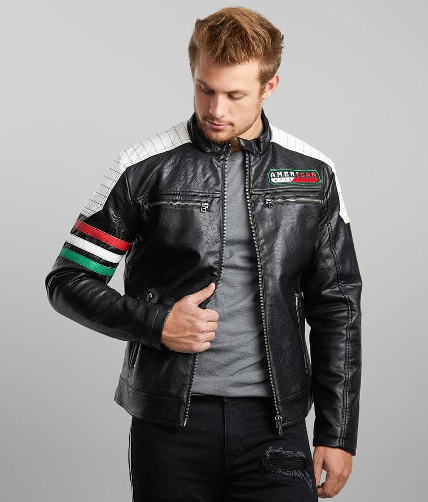 American Fighter Remark Jacket front view