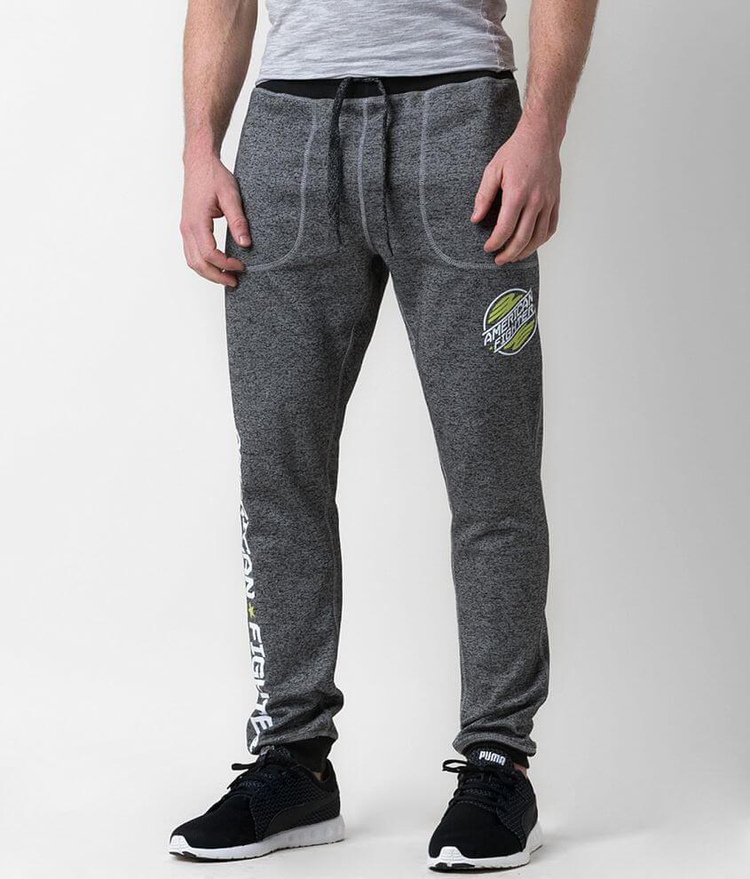 American Fighter Isometric Reversible Jogger front view