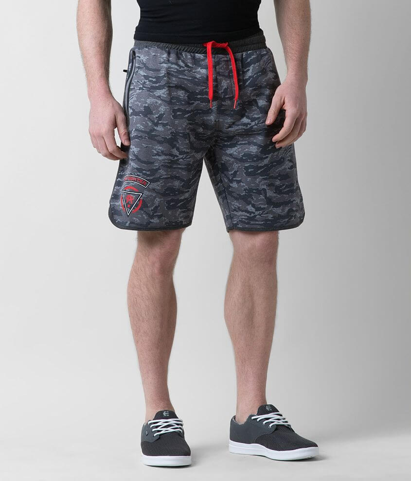 American Fighter Dead Lift Track Short front view