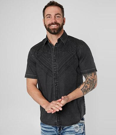 American Fighter Commons Stretch Shirt