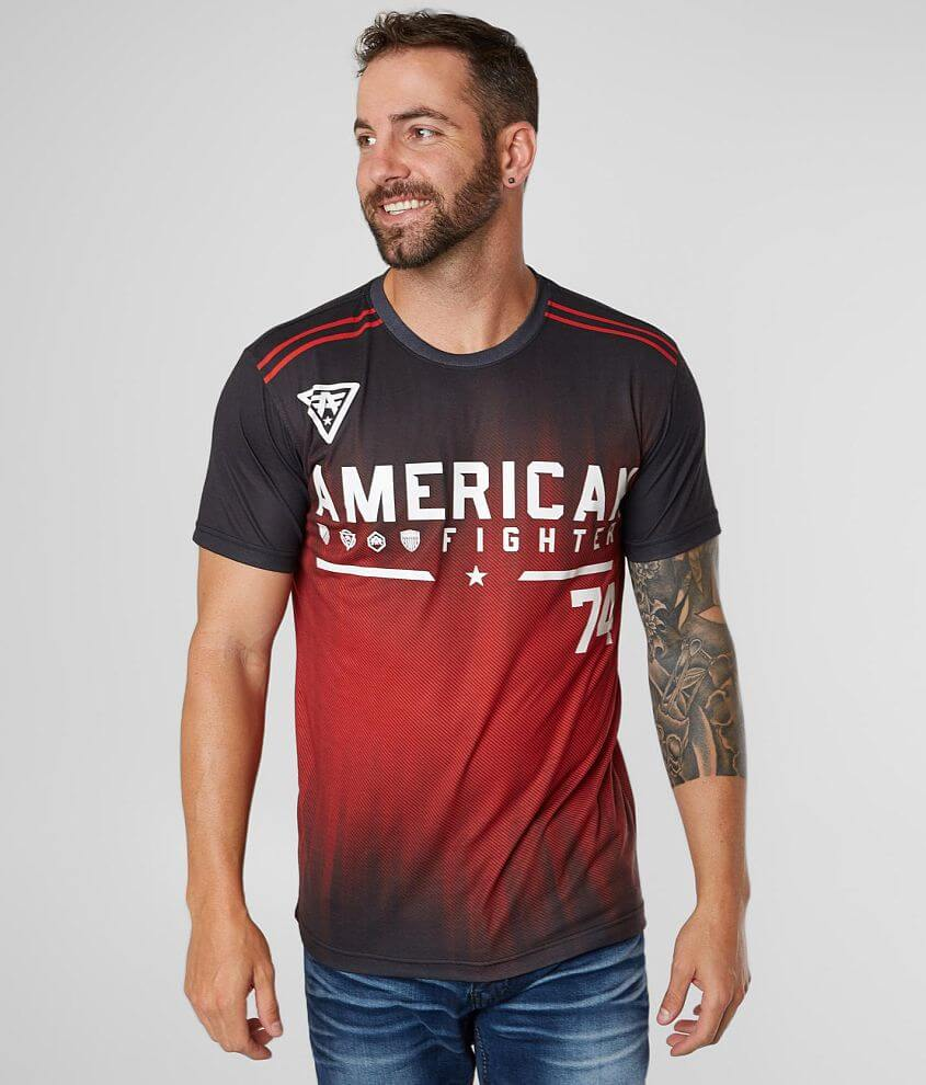 American Fighter Highcliff T-Shirt front view
