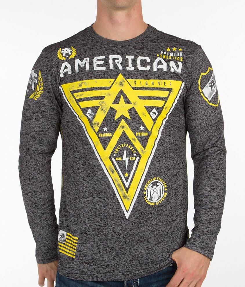 American Fighter Midway T-Shirt front view