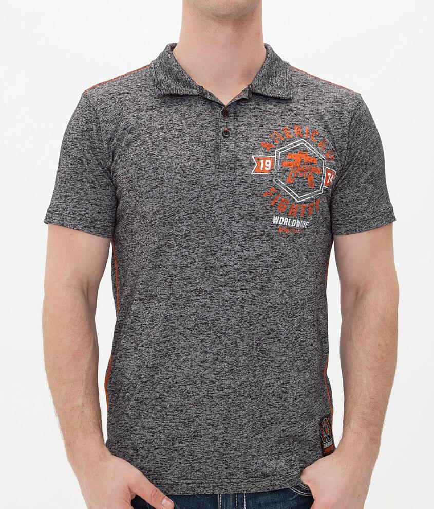 American Fighter Jacksonville Polo front view