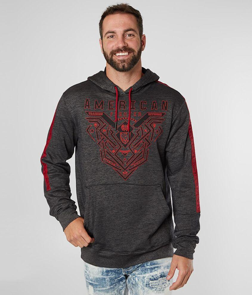 American Fighter Brimley Hooded Sweatshirt front view