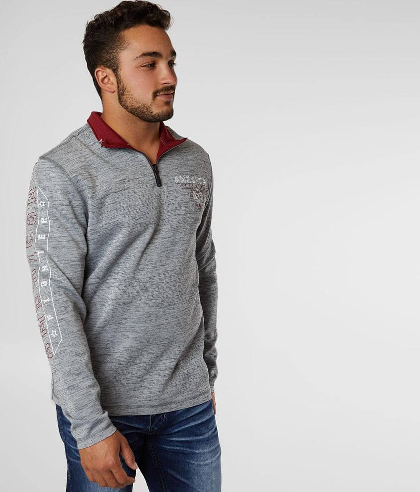 American Fighter Palmdale Reversible Pullover front view