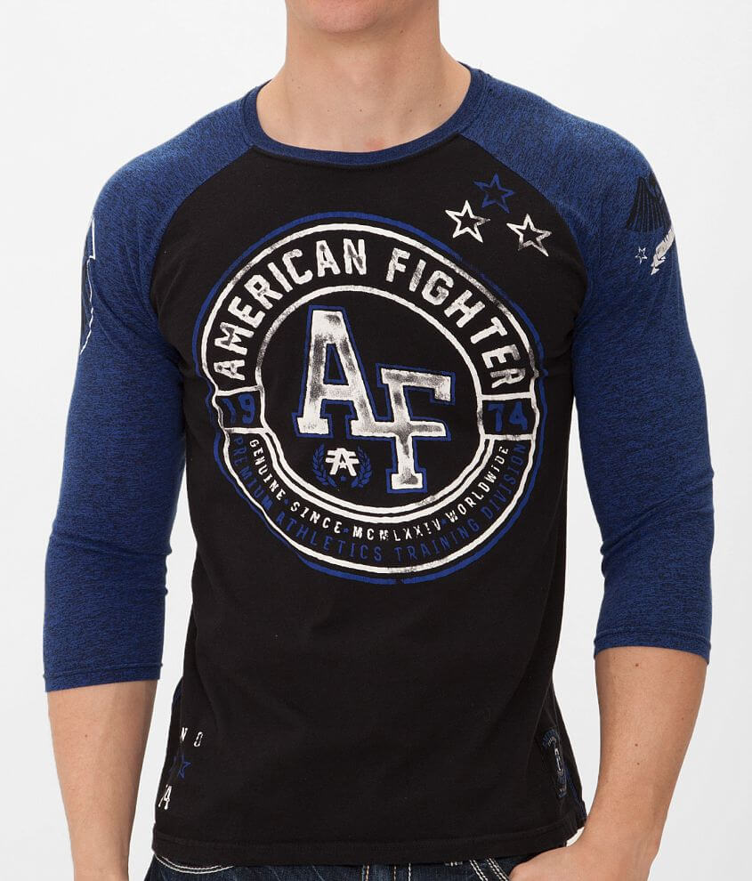 American Fighter Gulf Coast T-Shirt front view