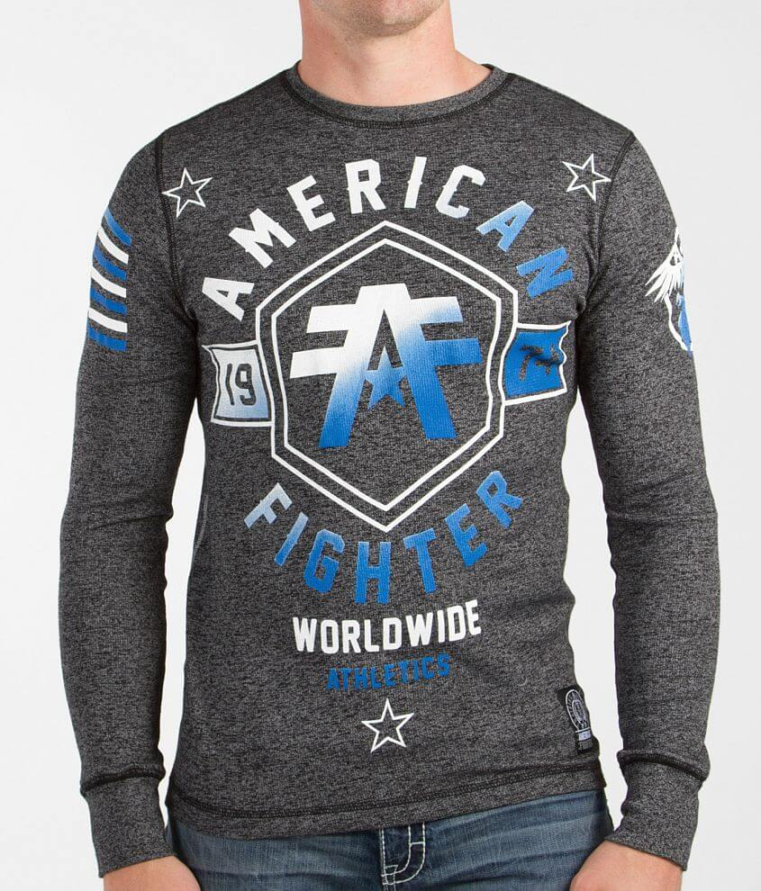 American Fighter Jacksonville Thermal Shirt front view