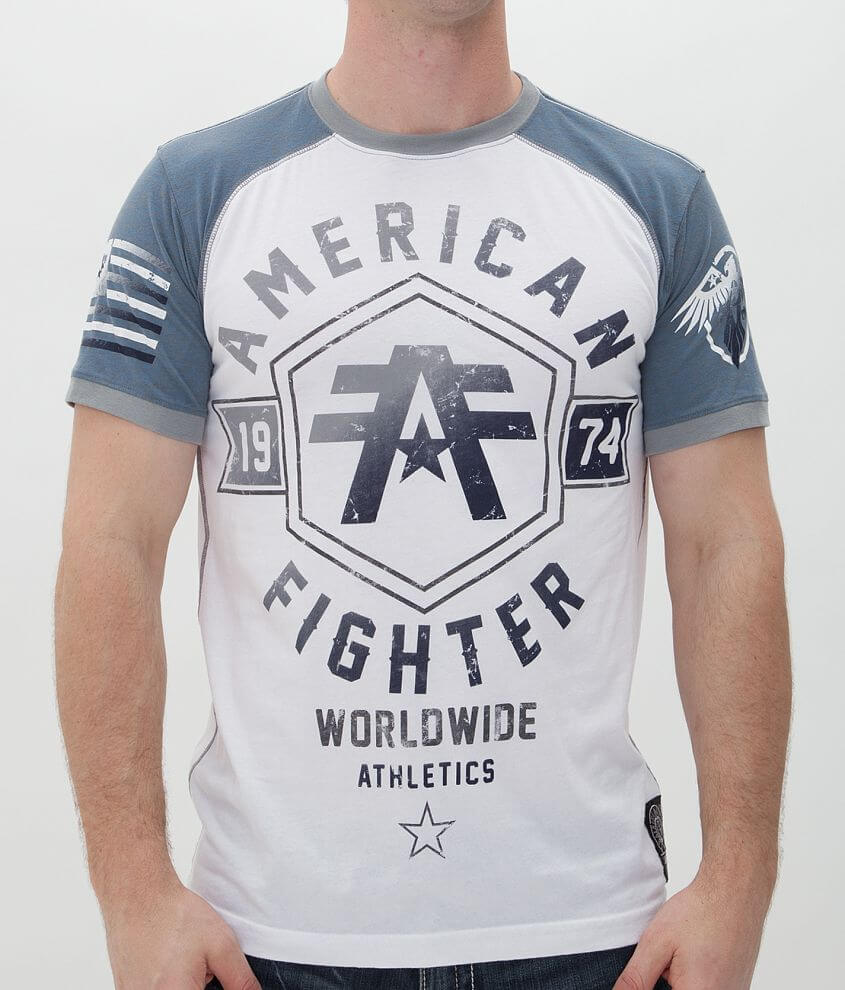 American Fighter Jacksonville T-Shirt front view