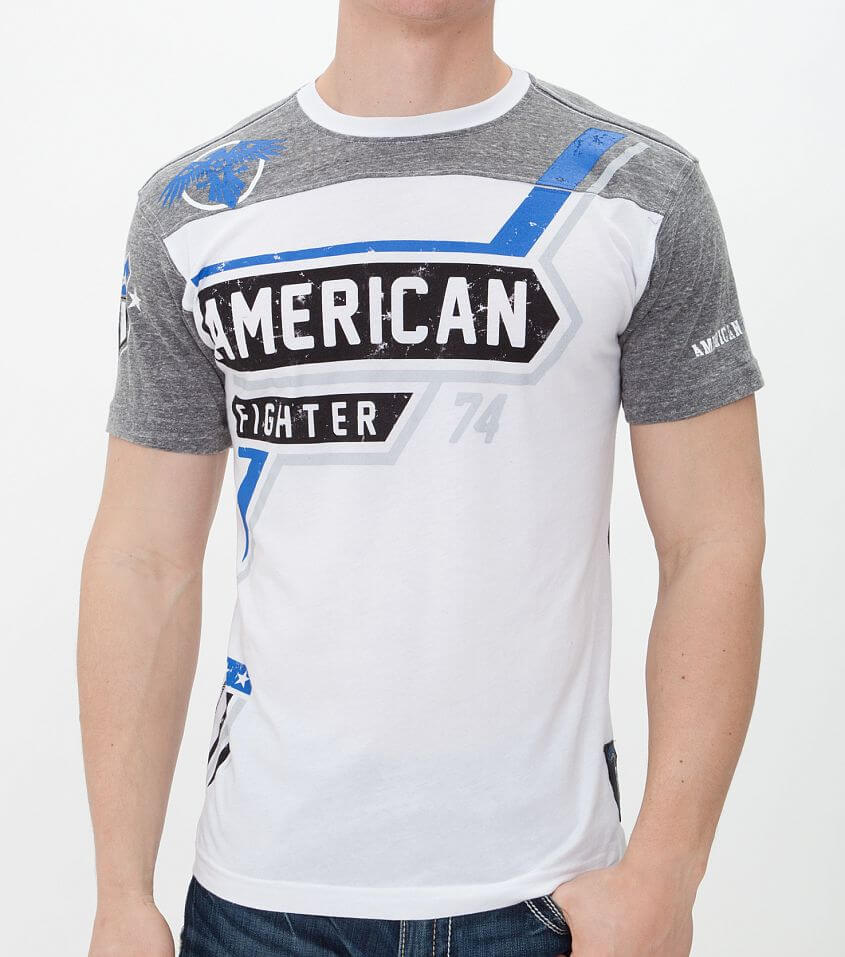 American Fighter Palm Beach T-Shirt front view