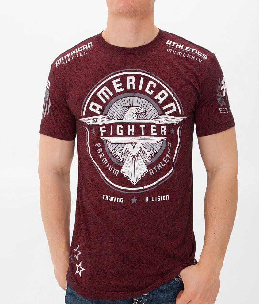 American Fighter Brockport T-Shirt front view