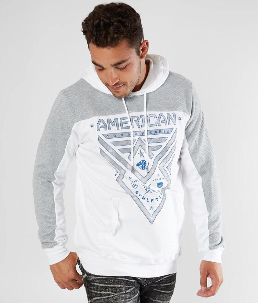 American Fighter Lakehurst Hooded Sweatshirt front view