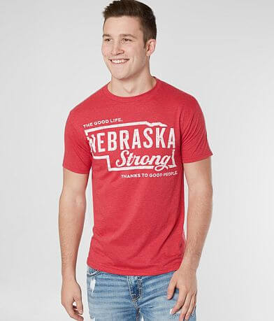 Nebraska Strong Flood Relief T-Shirt
