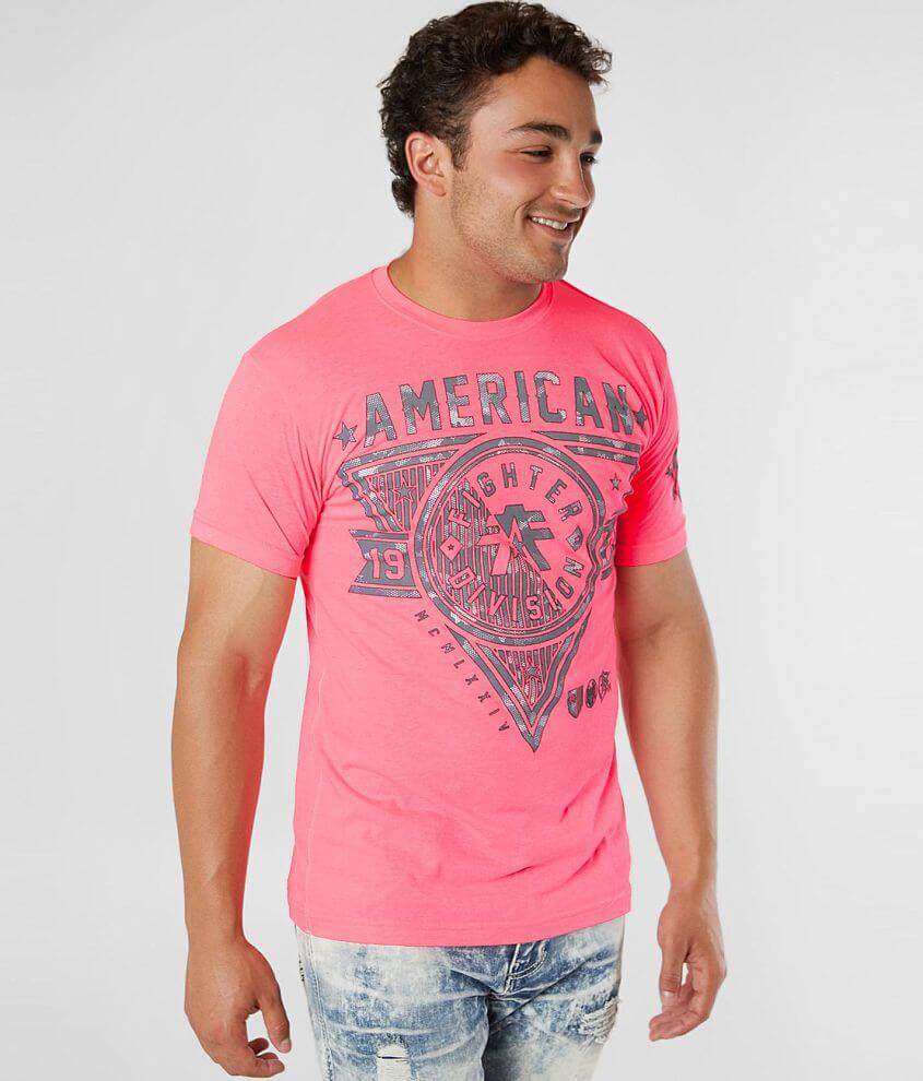 e4a1cbba American Fighter Sienna Heights T-Shirt - Men's T-Shirts in Neon ...