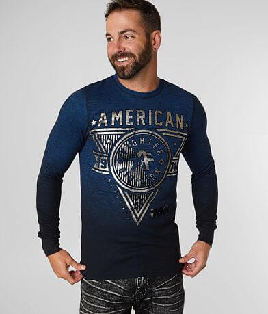 American Fighter Siena Heights Thermal Shirt